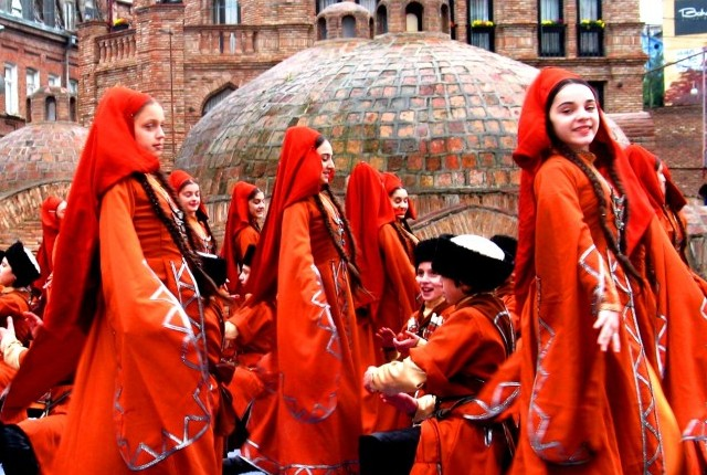 Georgian Festivals
